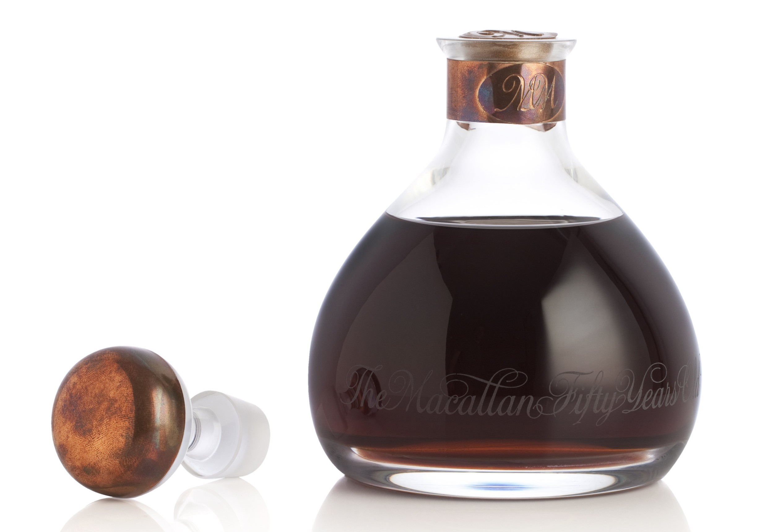 The Macallan Millennium Decanter