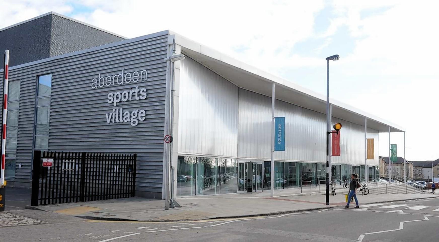 Aberdeen Sports Village Archives Press And Journal