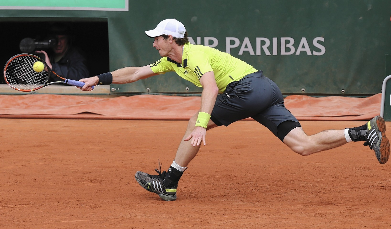 Andy Murray will face 28th seed Philipp Kohlschreiber in the last 32