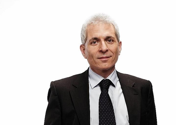 Businessman Daniel Leaf