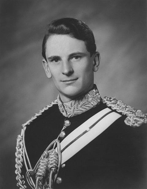 Former Lathallan pupil Gordon Charles Edwyn Wilson.