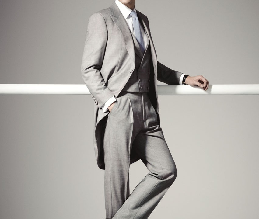 Full suit with shoes - Gieves and Hawkes