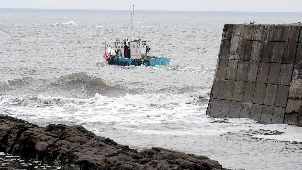 Multiple vessels are involved in the search