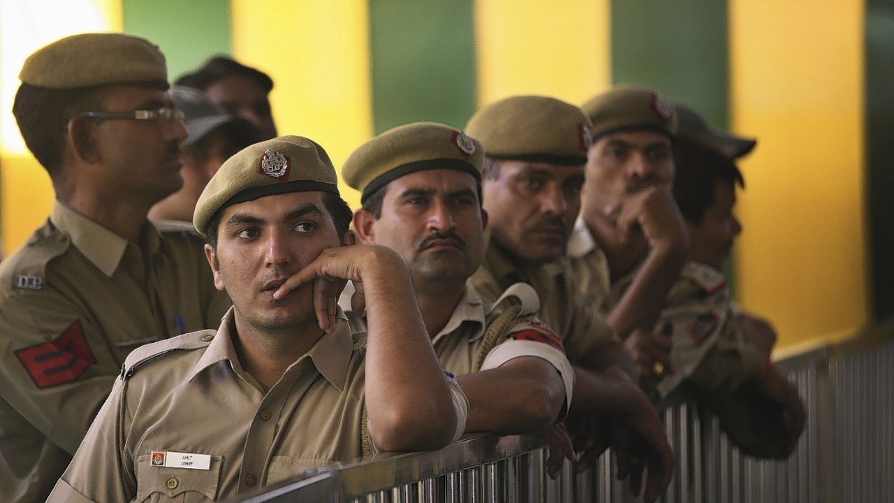 Security at the Indian elections has been high