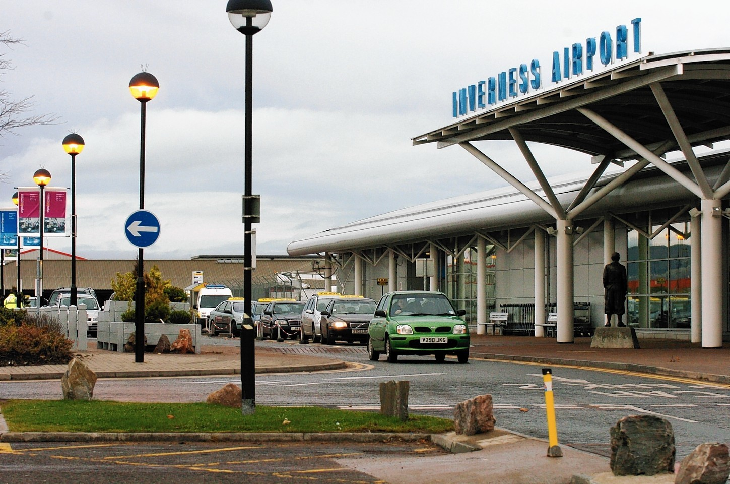 Hopes are high for the restoration of Inverness-Heathrow flights