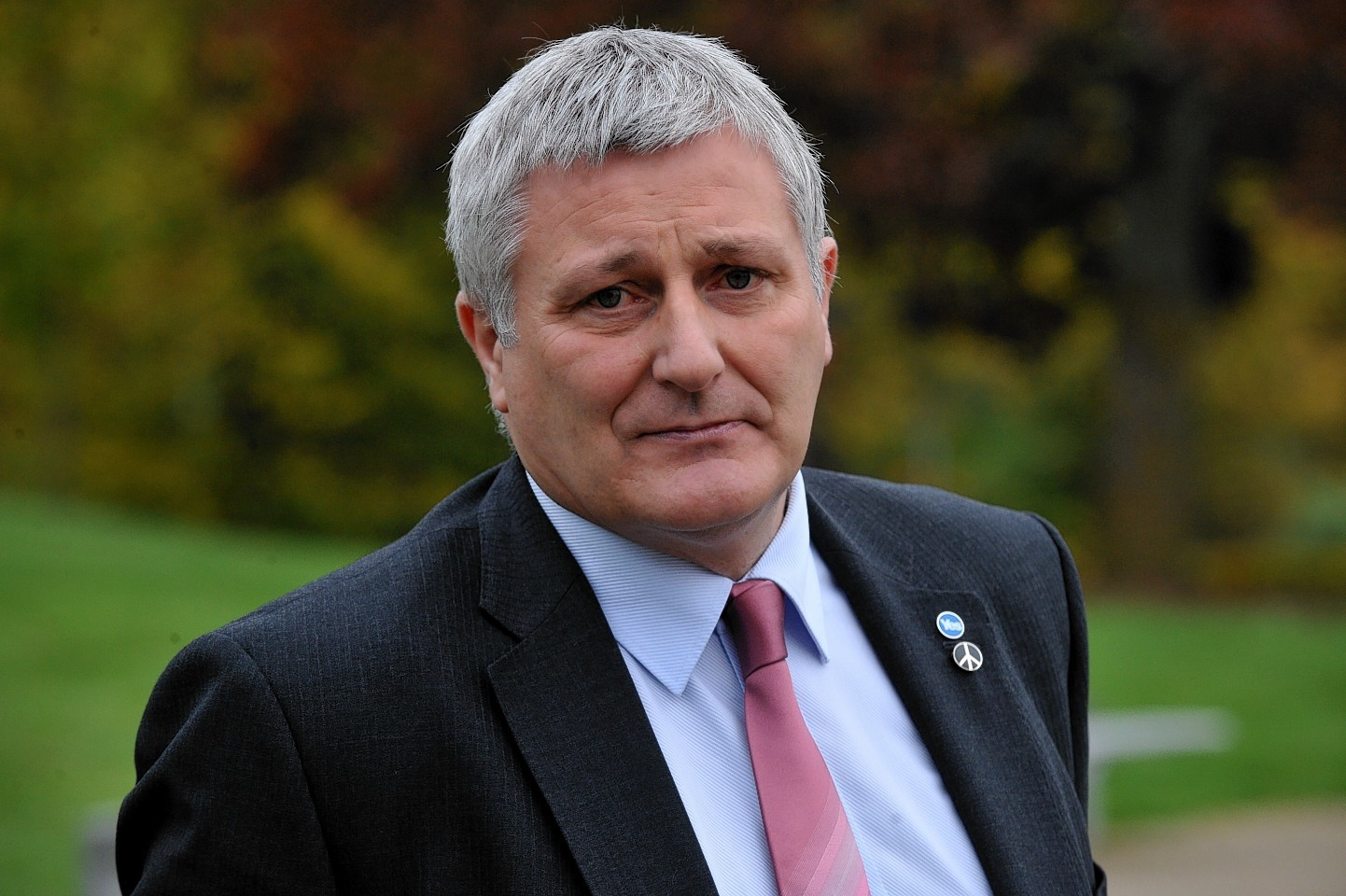 Highland MSP John Finnie