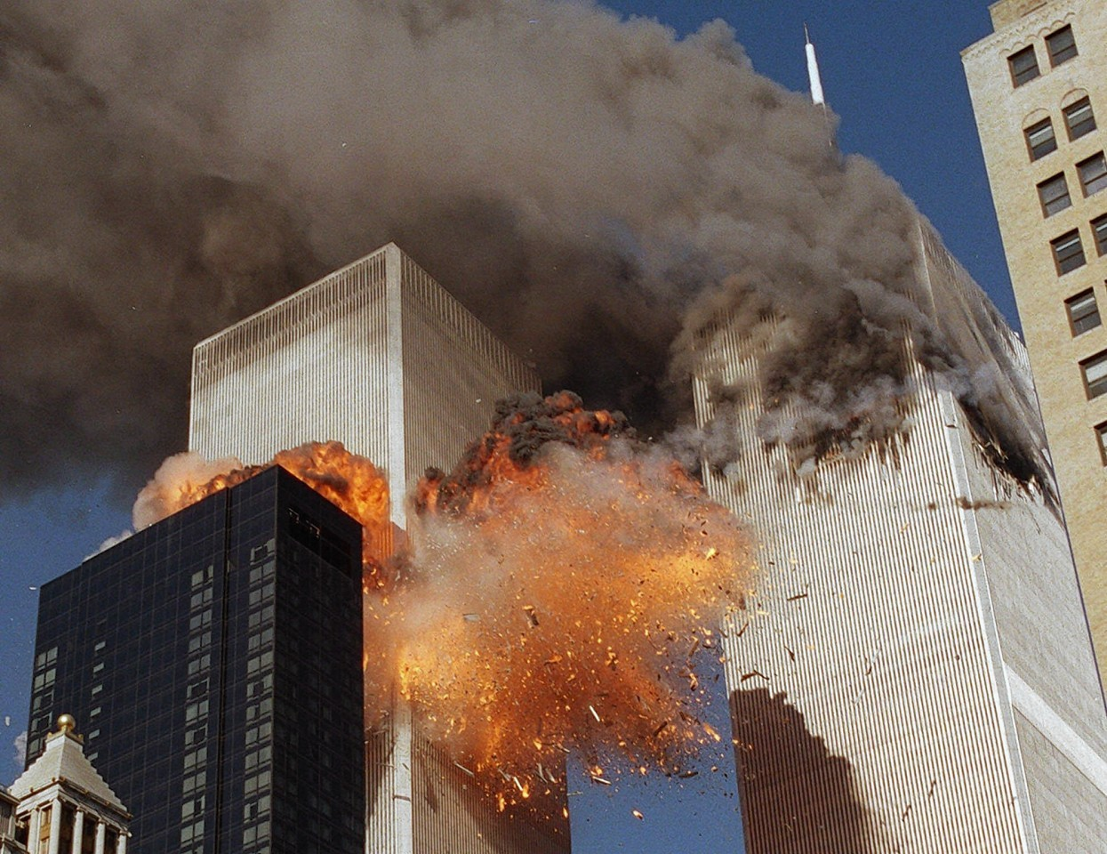 Catastrophic events like 9/11 highlight the unpredictability of stock markets