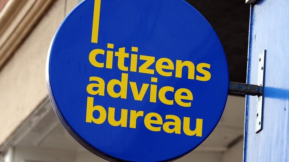 The Citizens Advice Bureau