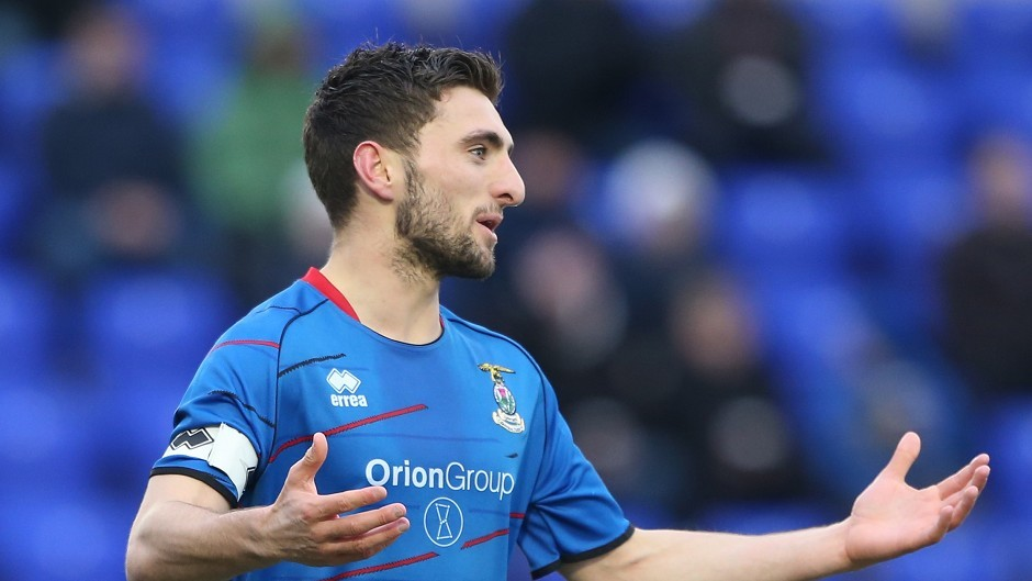 Graeme Shinnie: The defender's contract expires in the summer.