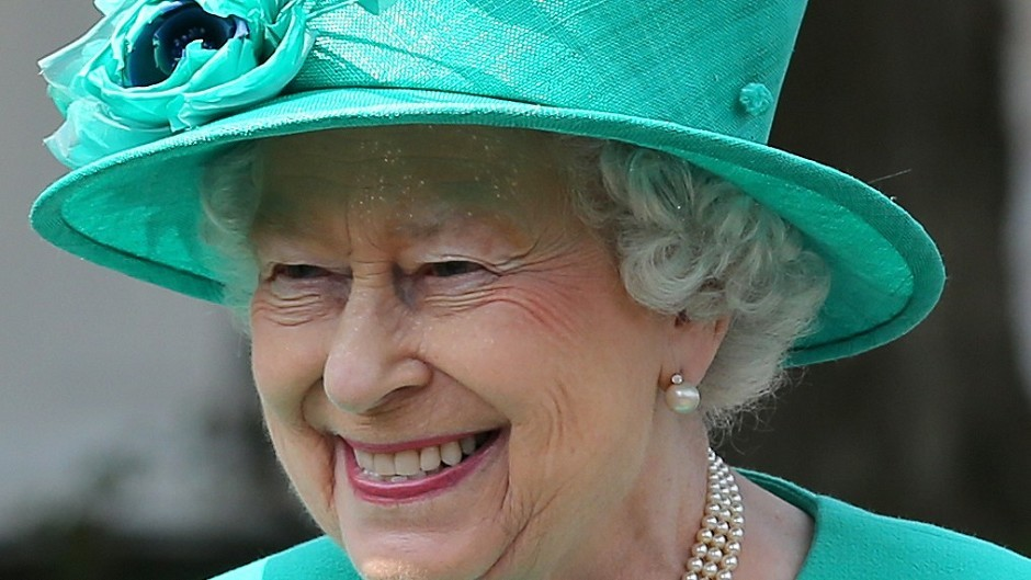 The Queen is due to appear at the show