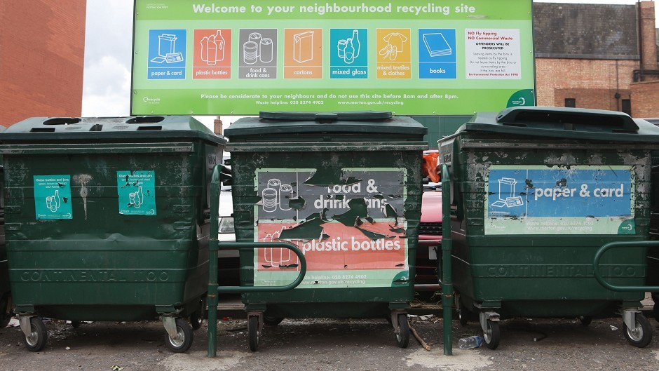 When are Christmas bin collections in Aberdeen? | Press and