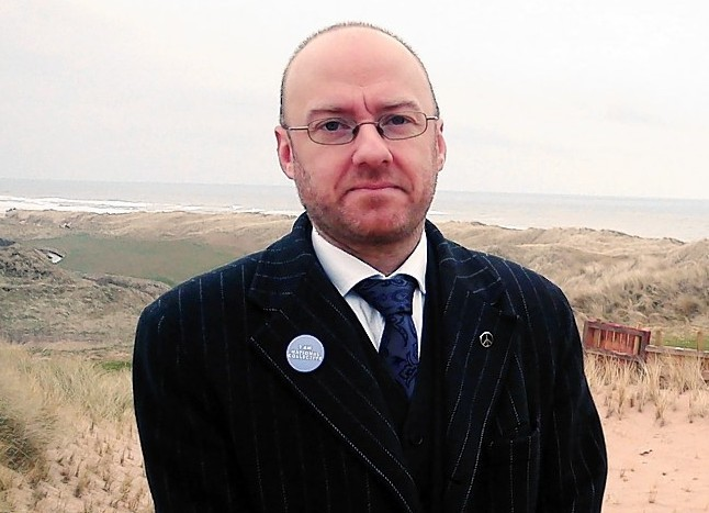 Greens' Patrick Harvie