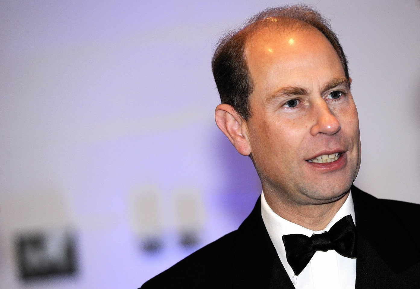 Prince Edward and his wife Sophie officially opened The Shed in Stornoway last May.