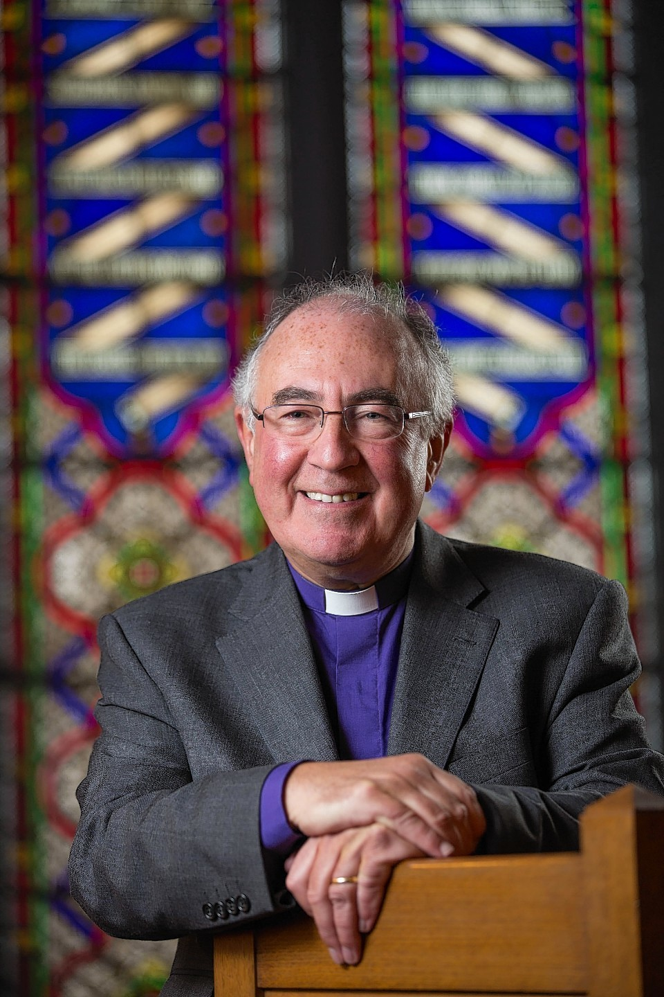 The Rev Angus Morrison is to be asked to be the Kirk's General Assembly moderator next year.