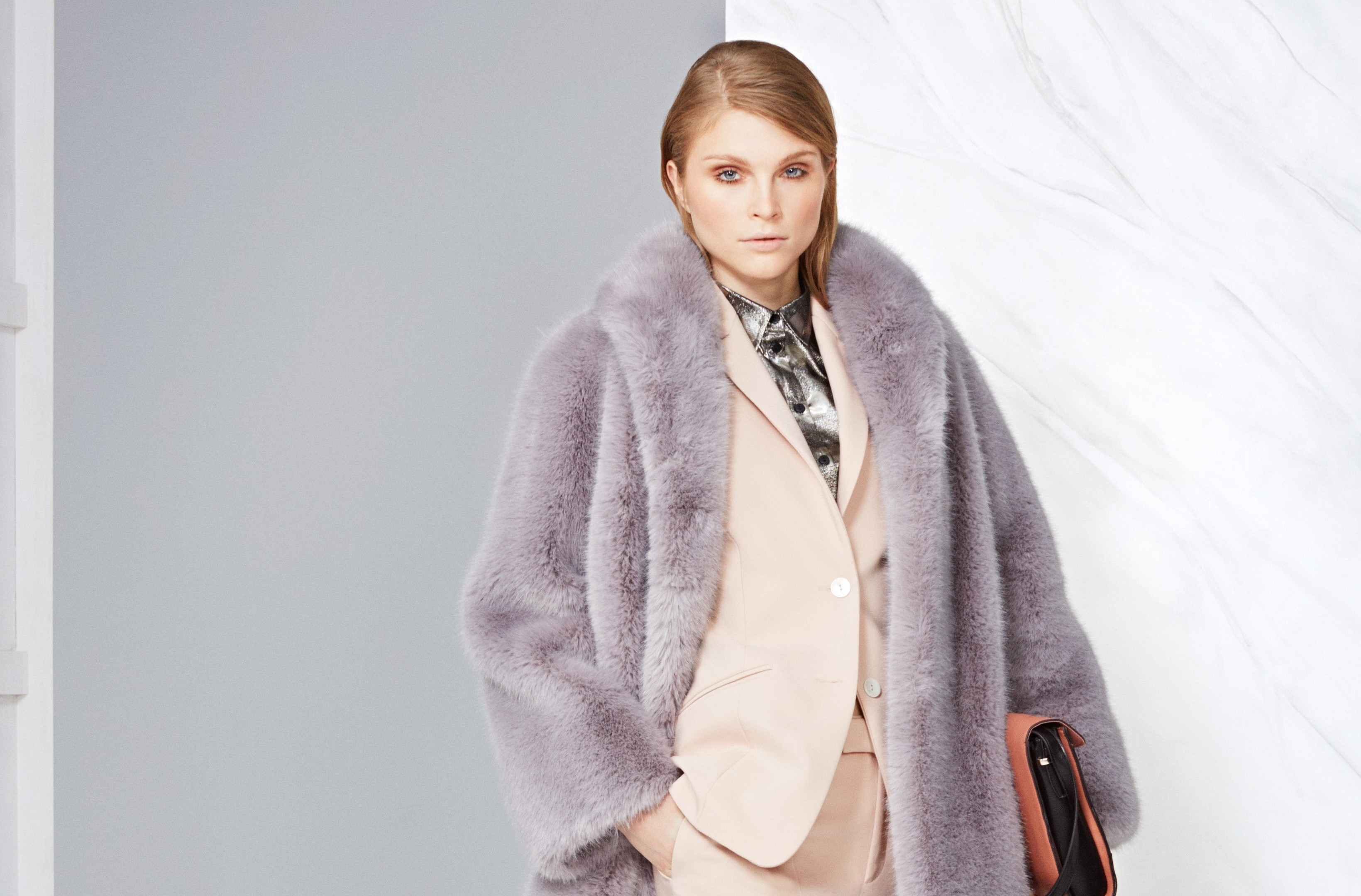 Twiggy For M&s Collection Coat