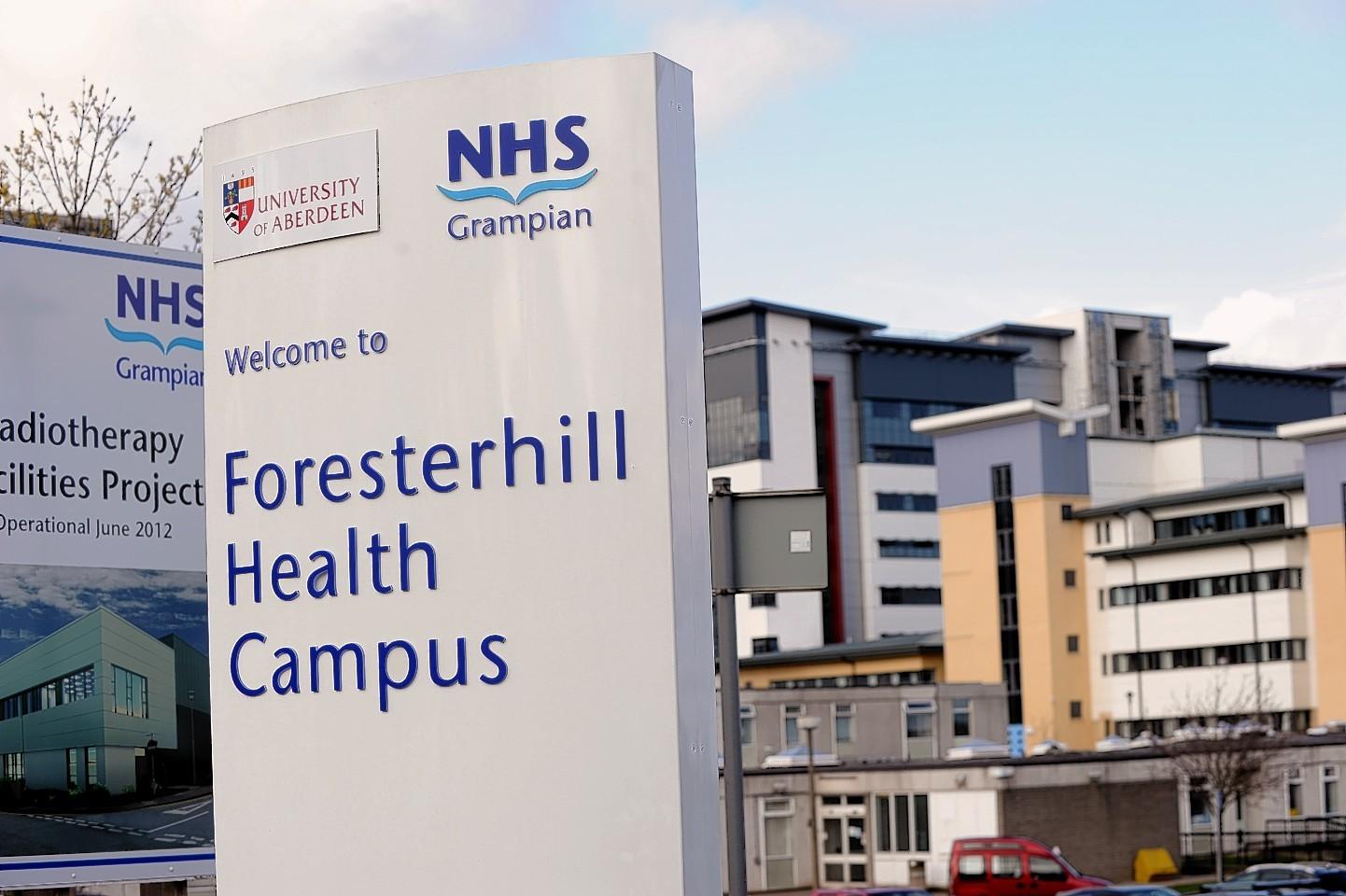 Foresterhill health campus