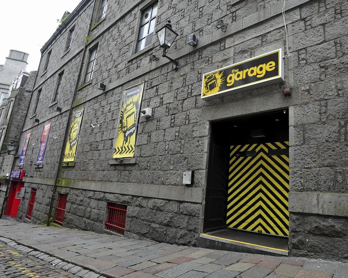 The Garage in Aberdeen