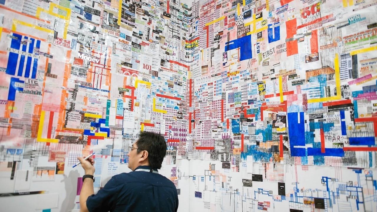 Art Basel Hong Kong has more than 100 events running at the exhibition