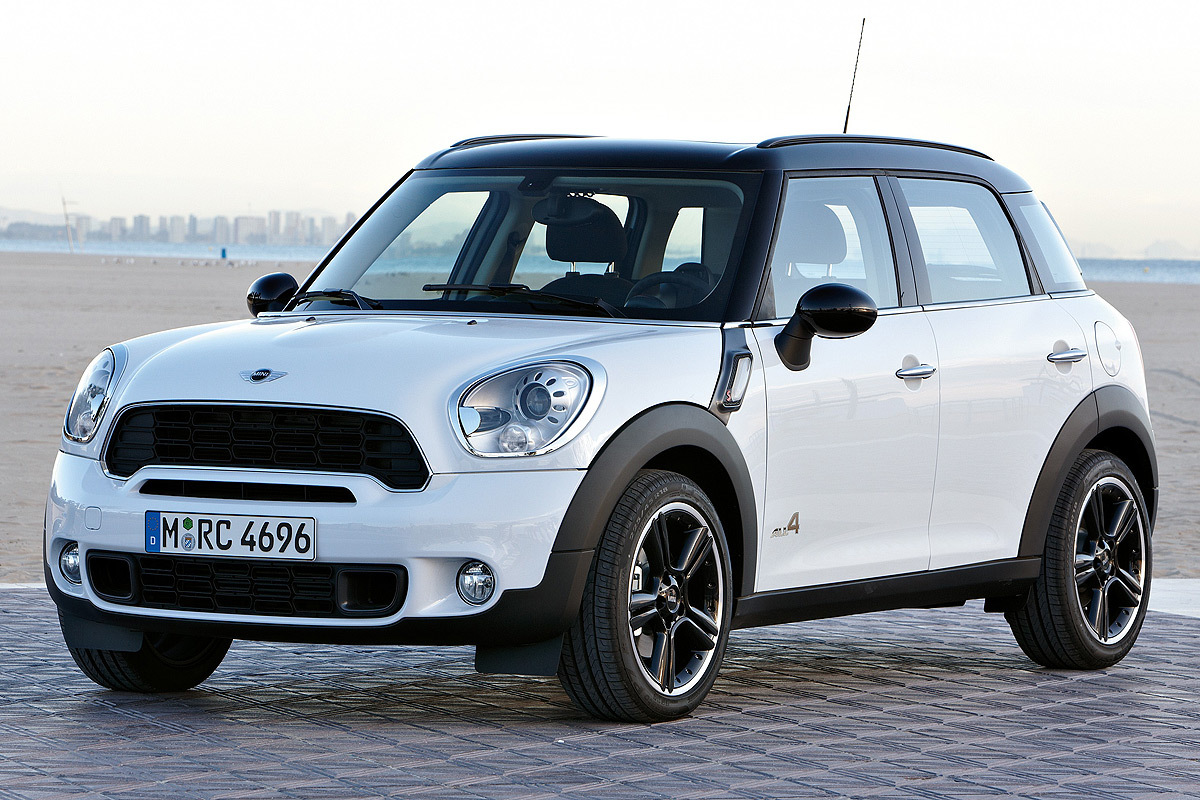 Mini countryman gets stylish make over press and journal
