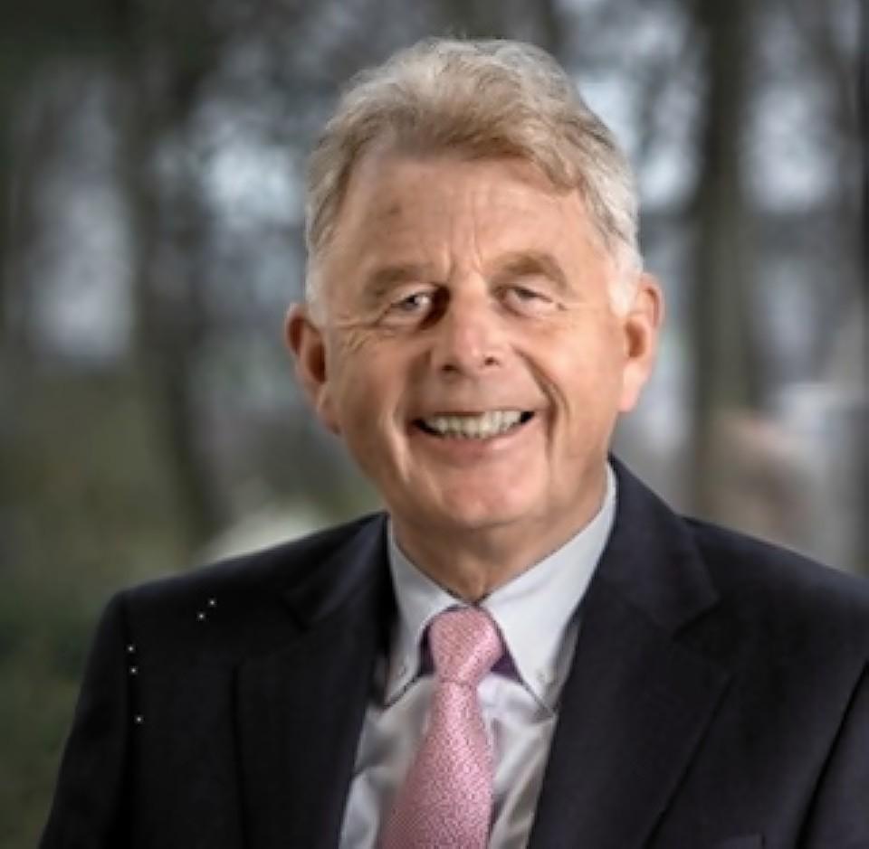 Scottish businessman Ian Suttie