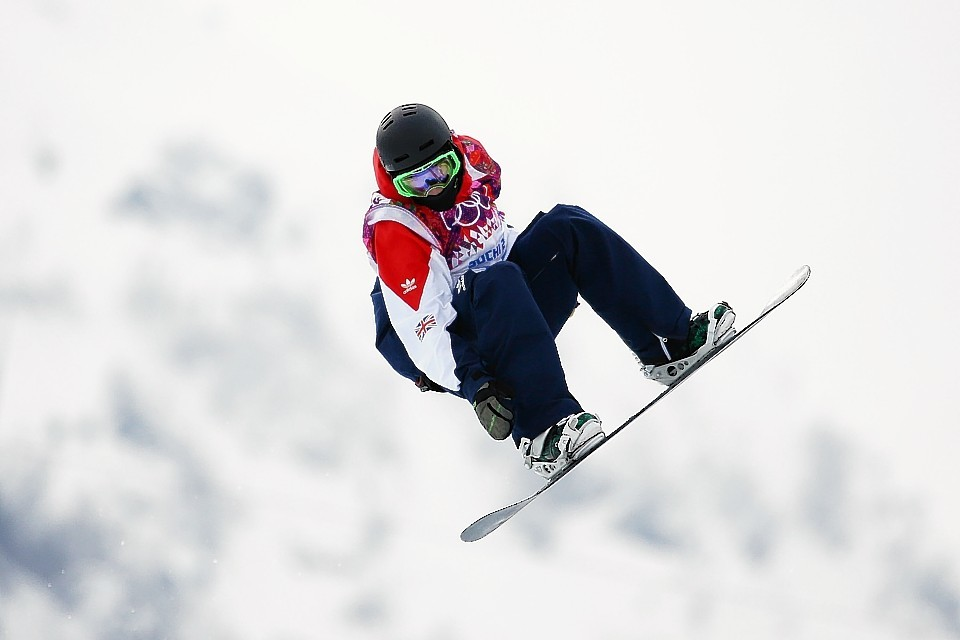Ben Kilner has competed in both the 2010 and 2014 Winter Olympics.