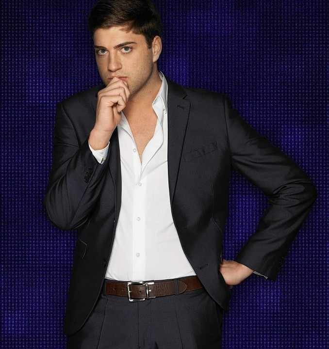 Steven Goode who is one of the 10 housemates who entered the Big Brother house