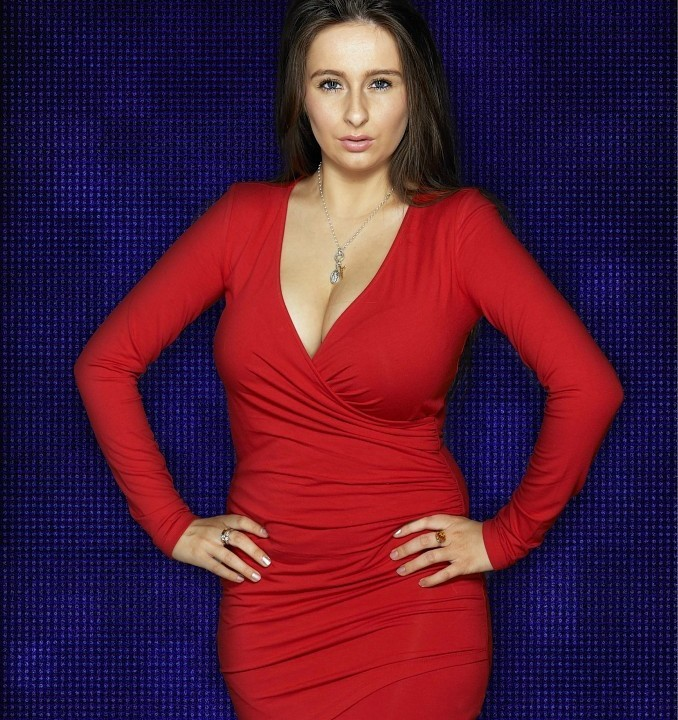 Danielle McMahon who is one of the 10 housemates who entered the Big Brother house