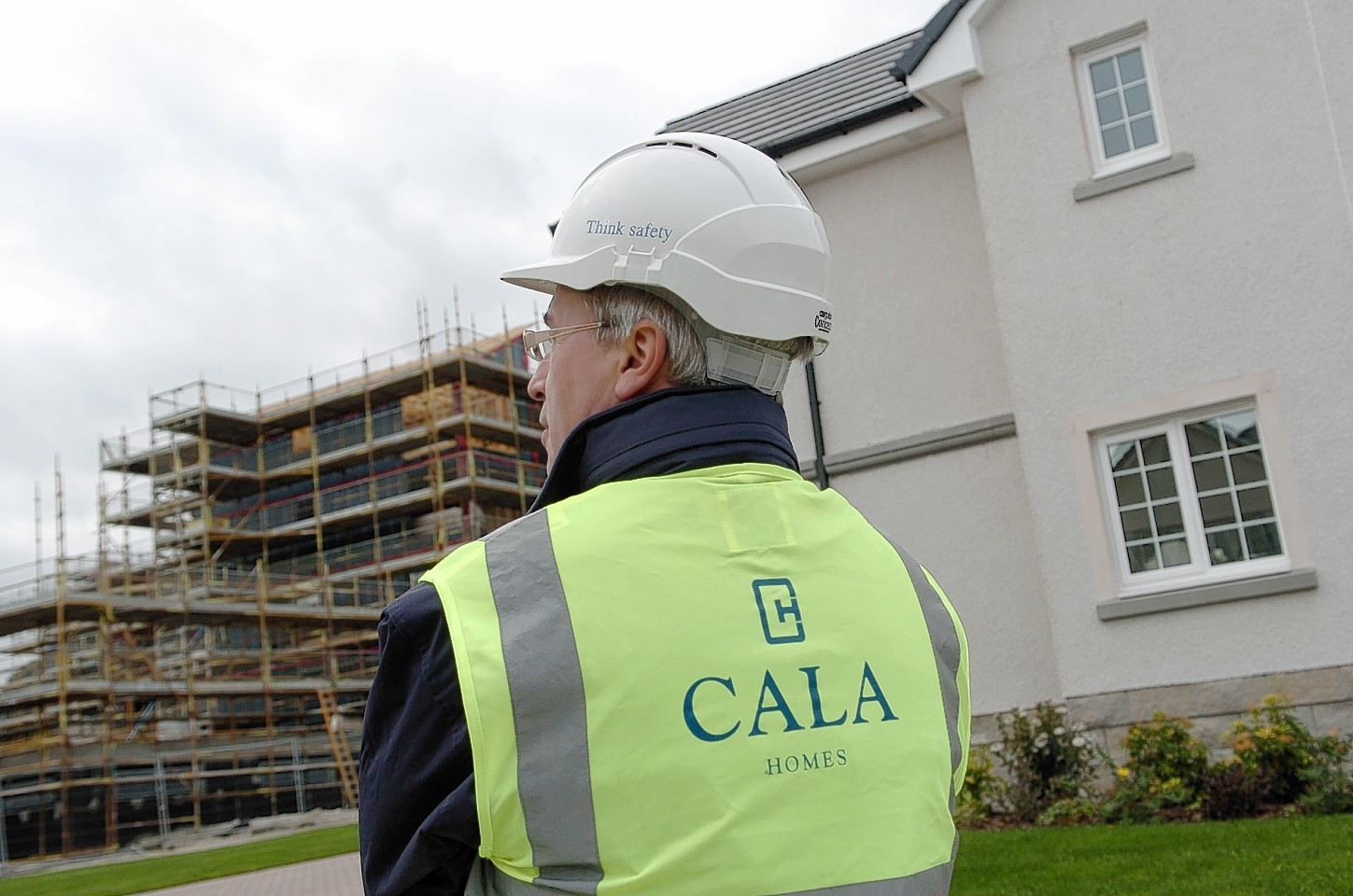 Cala Homes wants to build 57 homes at Conglass