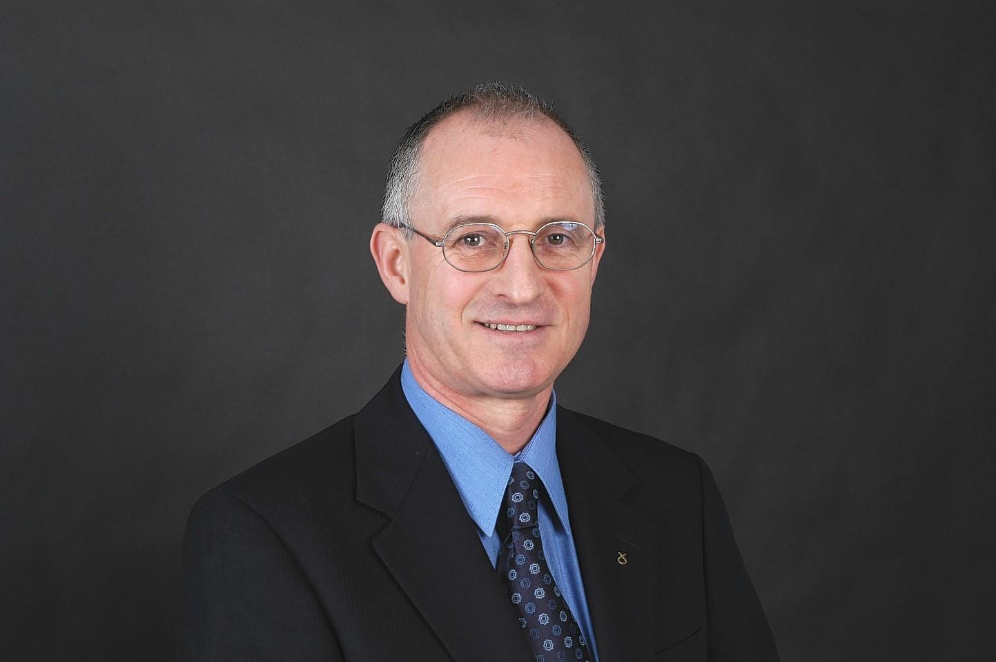 Former MSP Dave Thompson