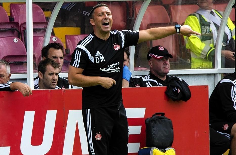 Derek McInnes has belief in his Dons team