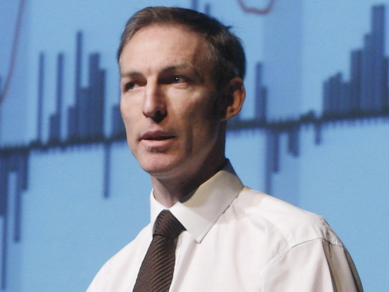 Jim Murphy has been named as favourite in the Labour leadership race