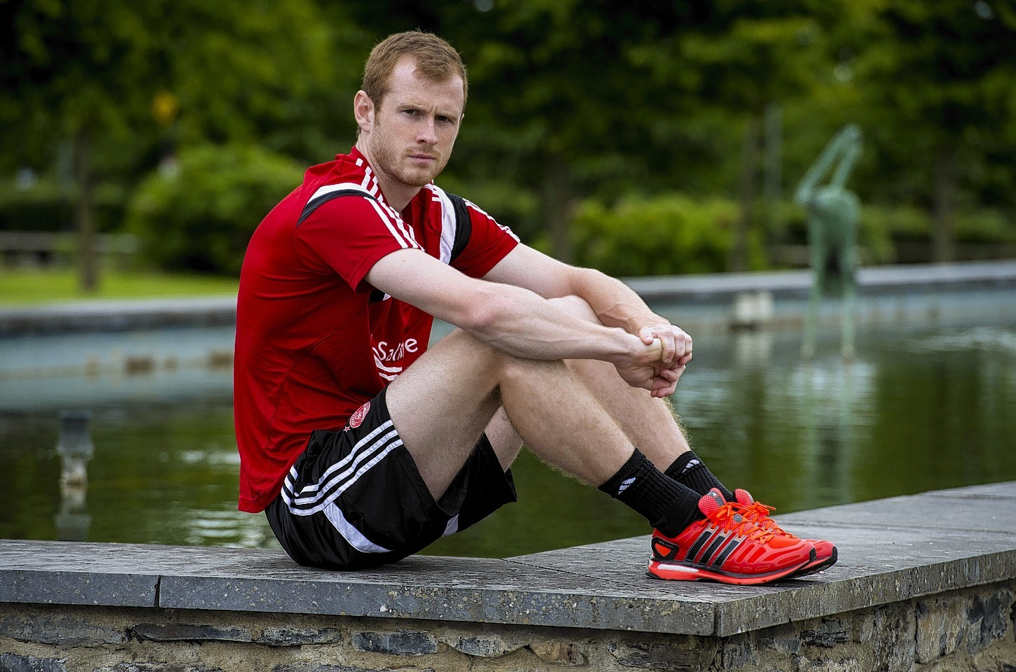Mark Reynolds knows his team are in for a tough test