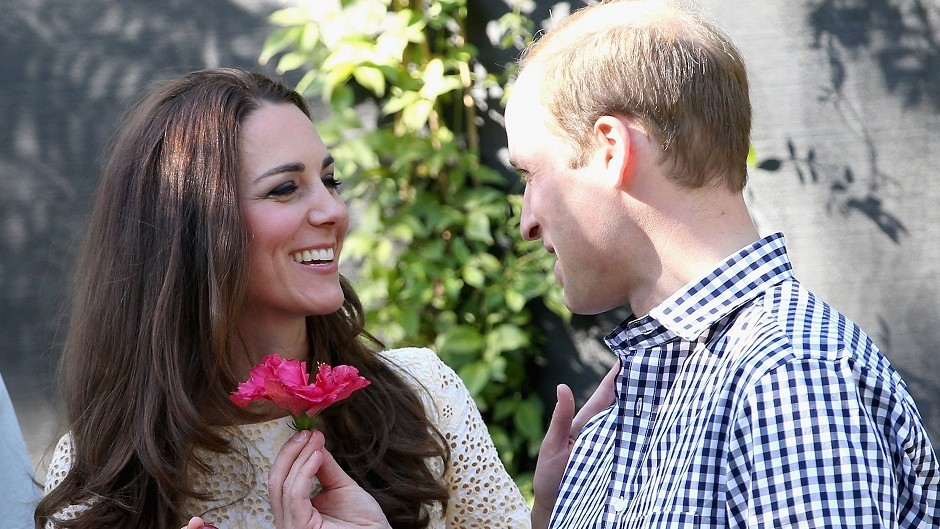Kate and WIlls are expecting their second child