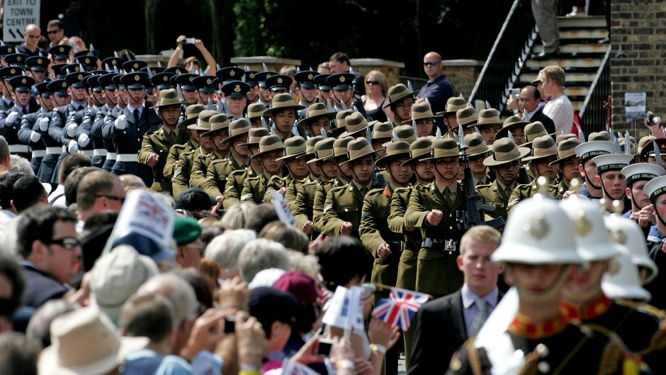 Stirling Castle will host this year's Armed Forces Day