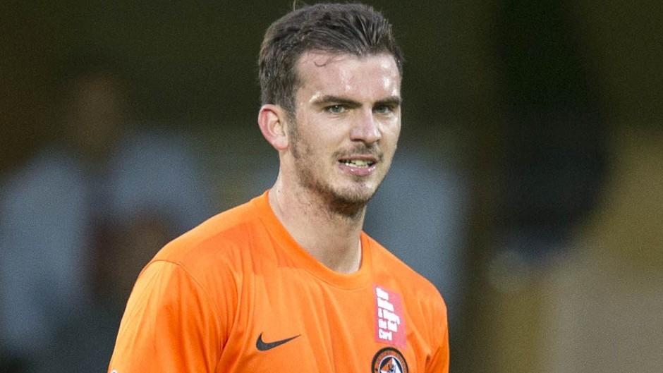 Gavin Gunning left Dundee United in April.