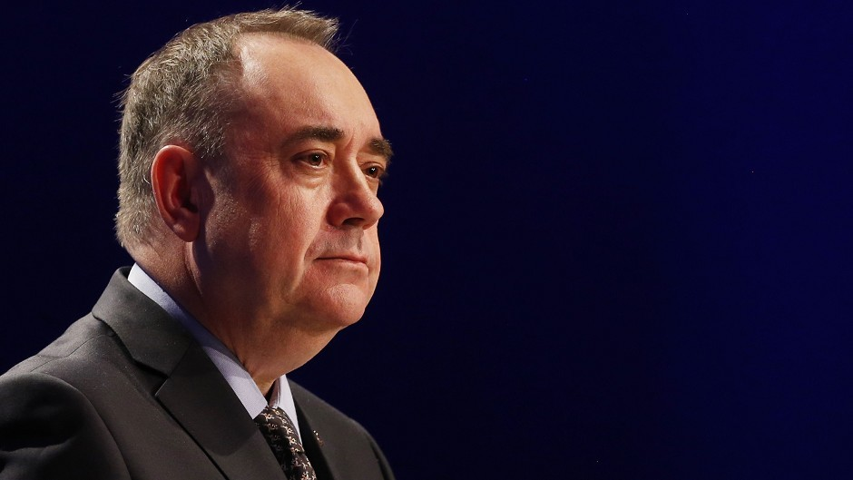 First Minister Alex Salmond said Dr Maitland Mackie 'brought wit, colour and energy to everything he did'