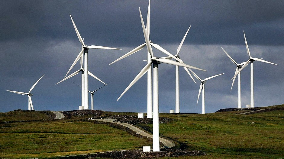 The new cable will boost renewable energy production in Scotland