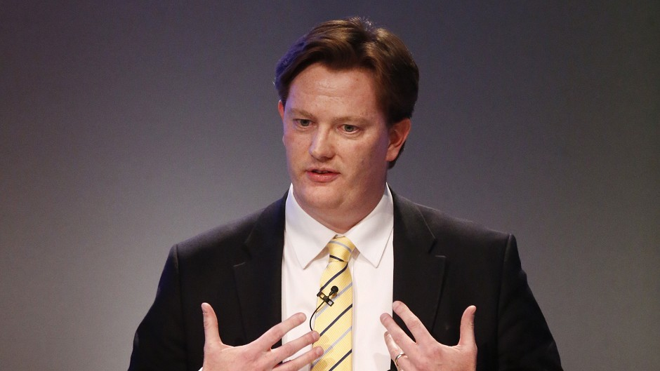 Danny Alexander has cast doubt over SNP plans for the North Sea oil industry in the event of independence.