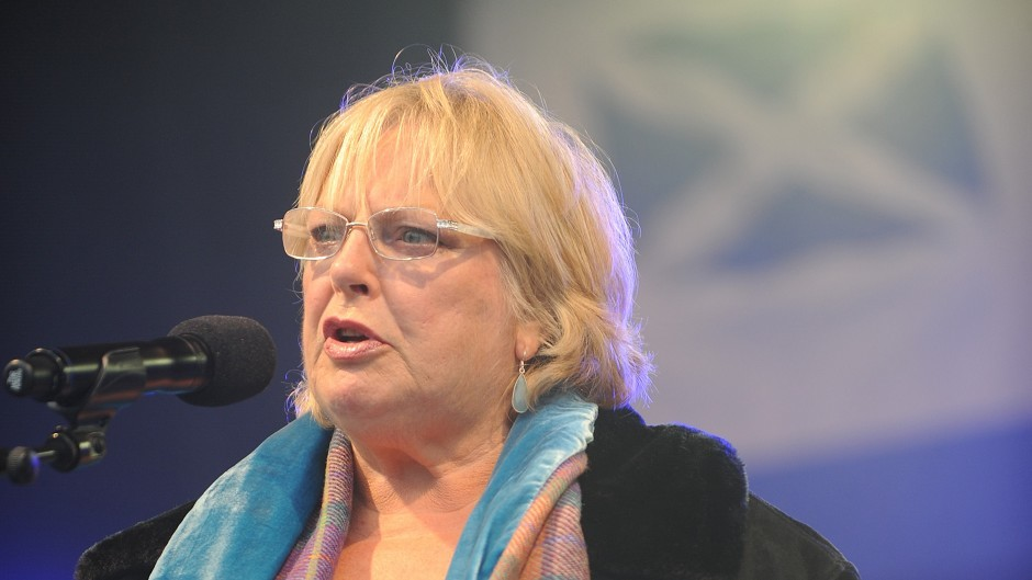The late MSP Margo MacDonald championed the Assisted Suicide Bill