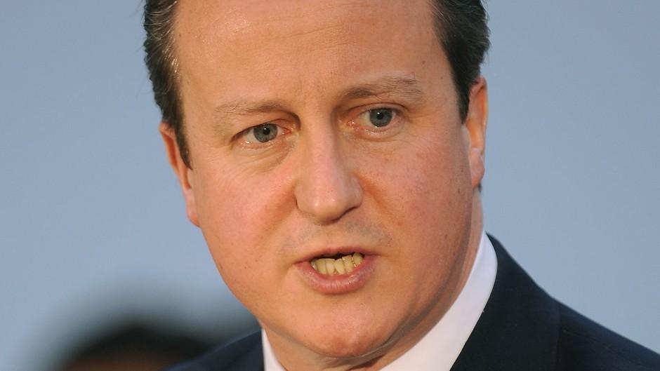 David Cameron: Isis will attack UK