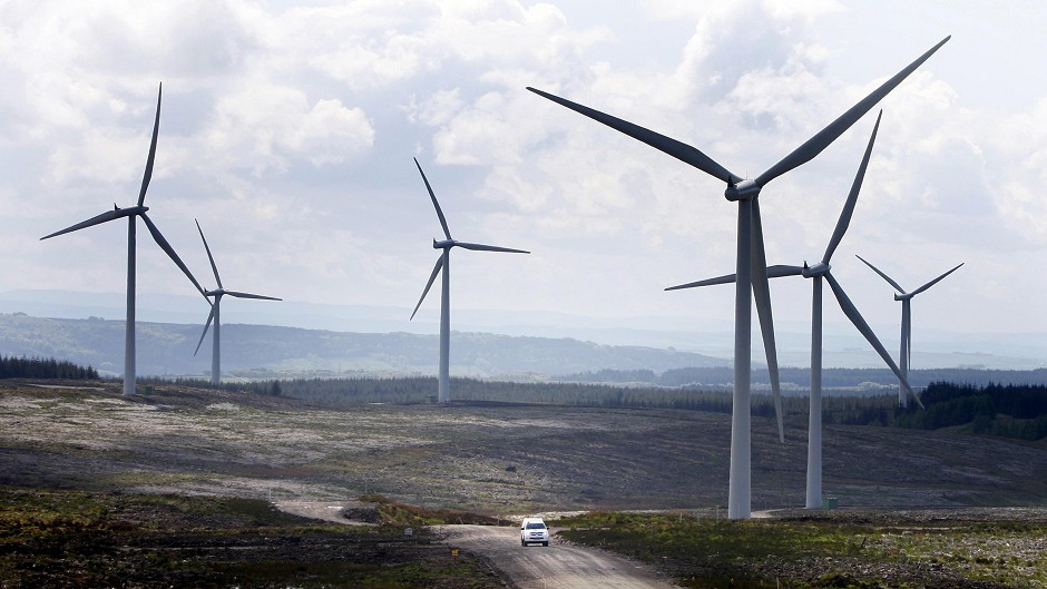 The thorny issue of future windfarm development around Loch Ness will feature in a Scottish Parliamentary debate today. (TUESDAY)