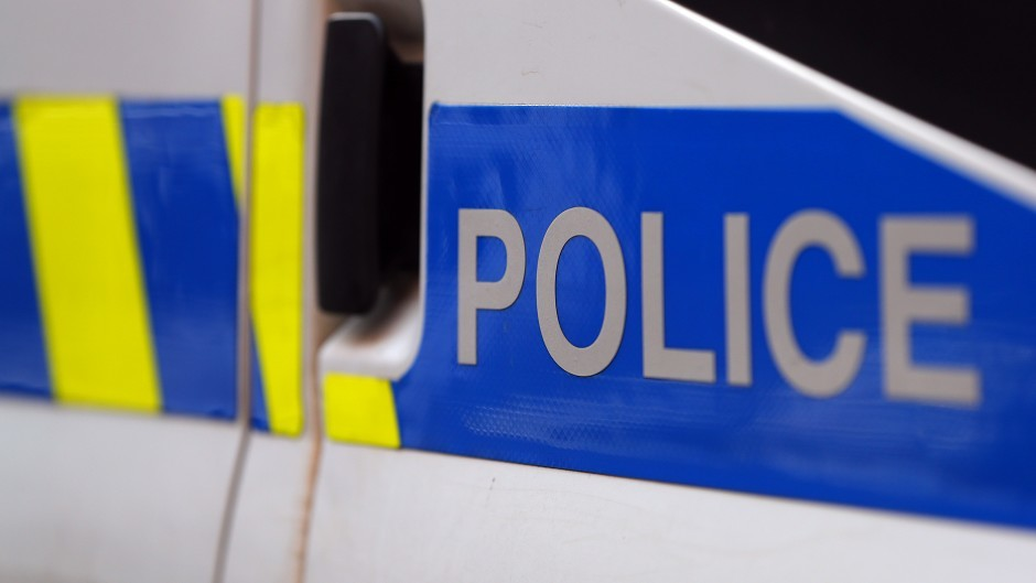 Emergency services were called to three road accidents this morning