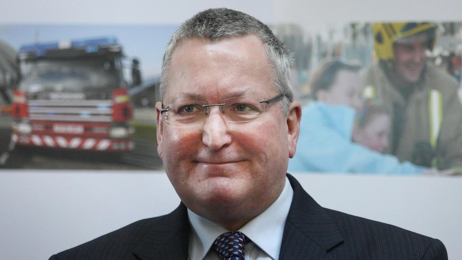 Energy Minister Fergus Ewing claims projections depend on changes to the oil industry fiscal regime.