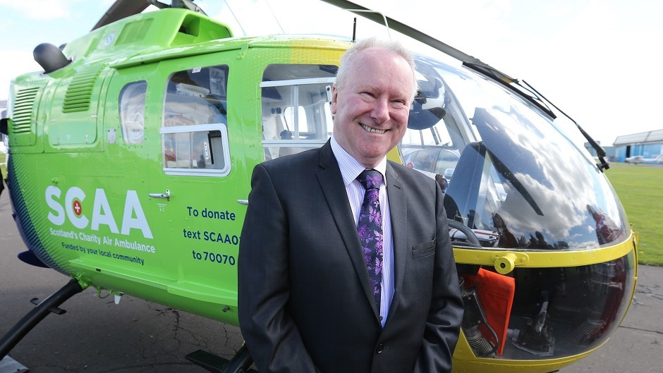 Alex Neil has underlined the importance of bowel cancer screening