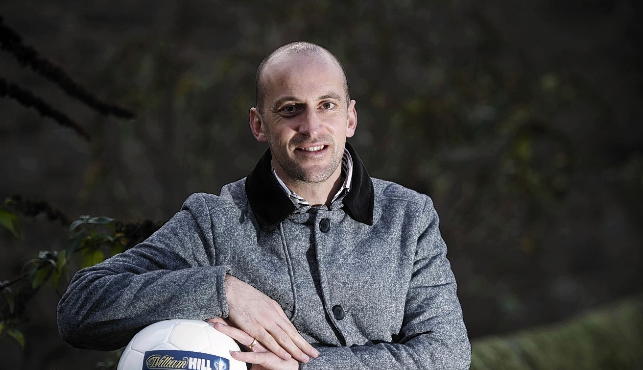 Aberdeen under-20 coach Paul Sheerin