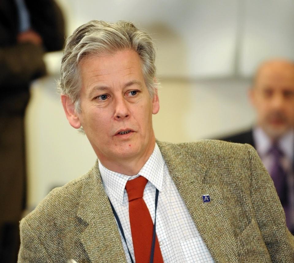 Councillor Peter Argyle