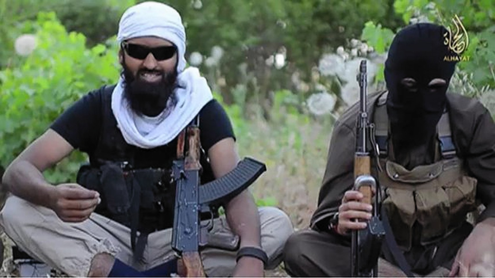 Aberdeen man Abdul Raqib Amin was fighting with IS