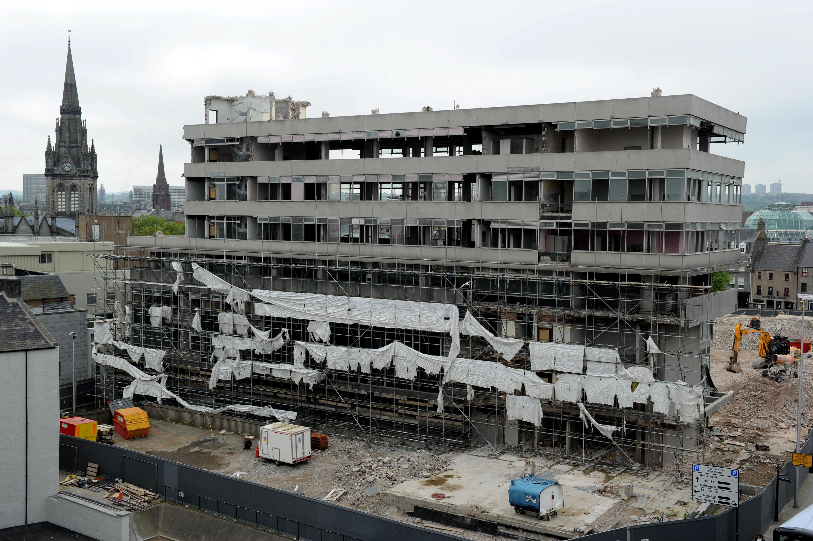 St Nicholas House set for demolition