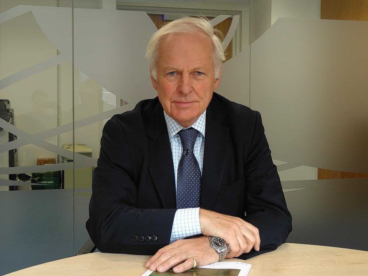Serica chairman Tony Craven Walker