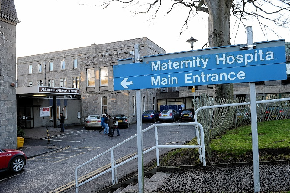 Aberdeen Maternity Hospital is set to be replaced by a Women's Hospital by 2020